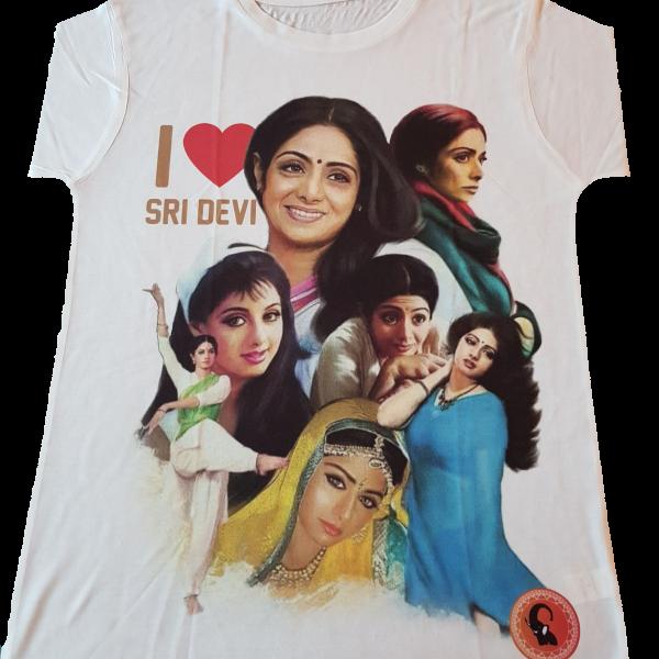 Sridevi t-shirt